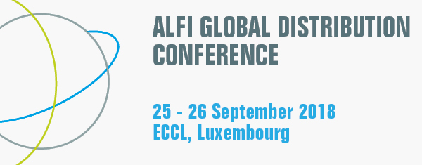 ALFI Global Distribution Conference, 25-26 September 2018